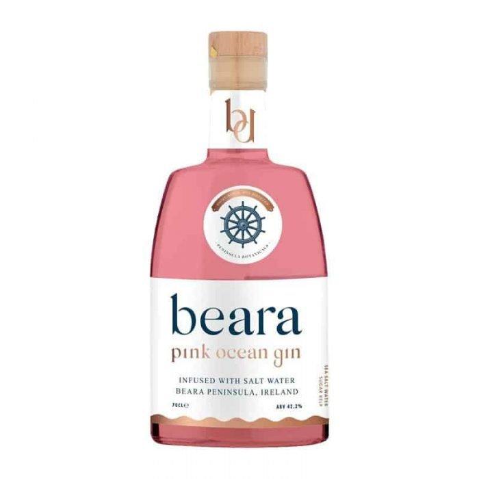 Beara Pink Ocean Gin