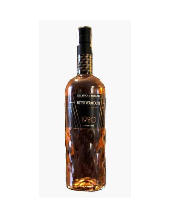 Bitter Vermouth 1920