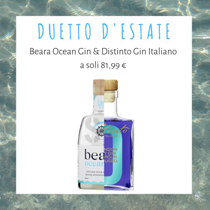 Beara Ocean & Distinto Gin
