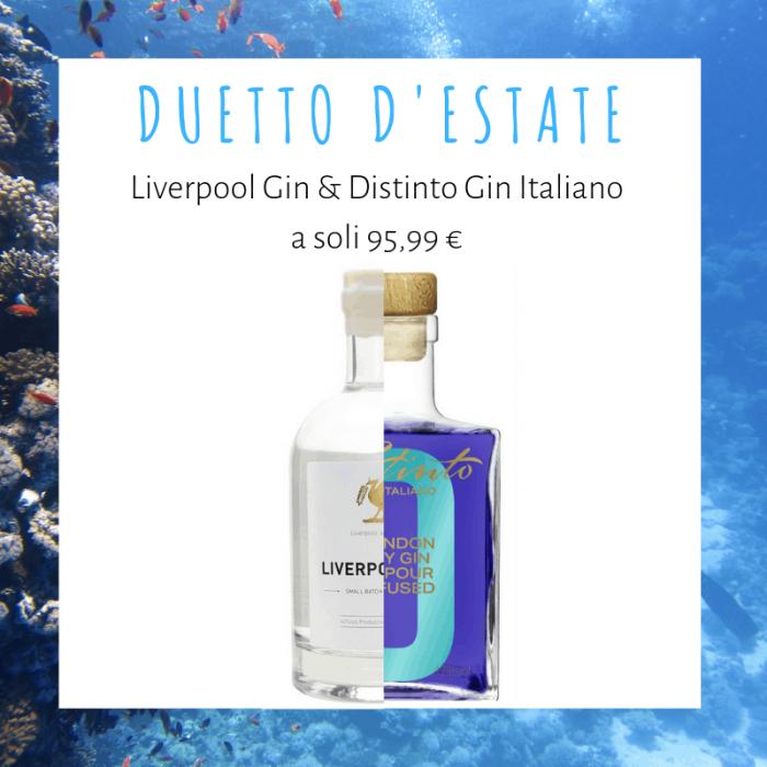Liverpool & Distinto Gin