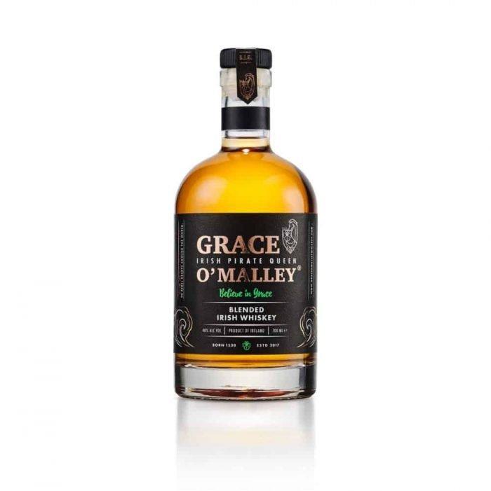Grace O'Malley blended