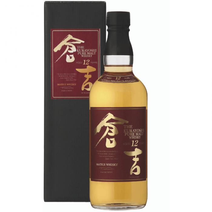 Kurayoshi Pure Malt 12YO