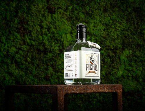 Piero Dry Gin, dall'equilibrio perfetto.
