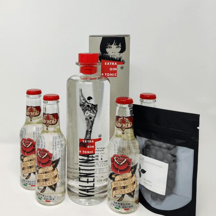 Kit Valentina Extra Gin 4 Tonic
