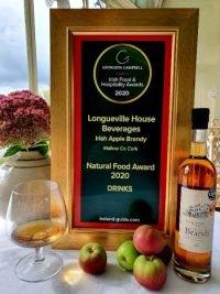 natural food award