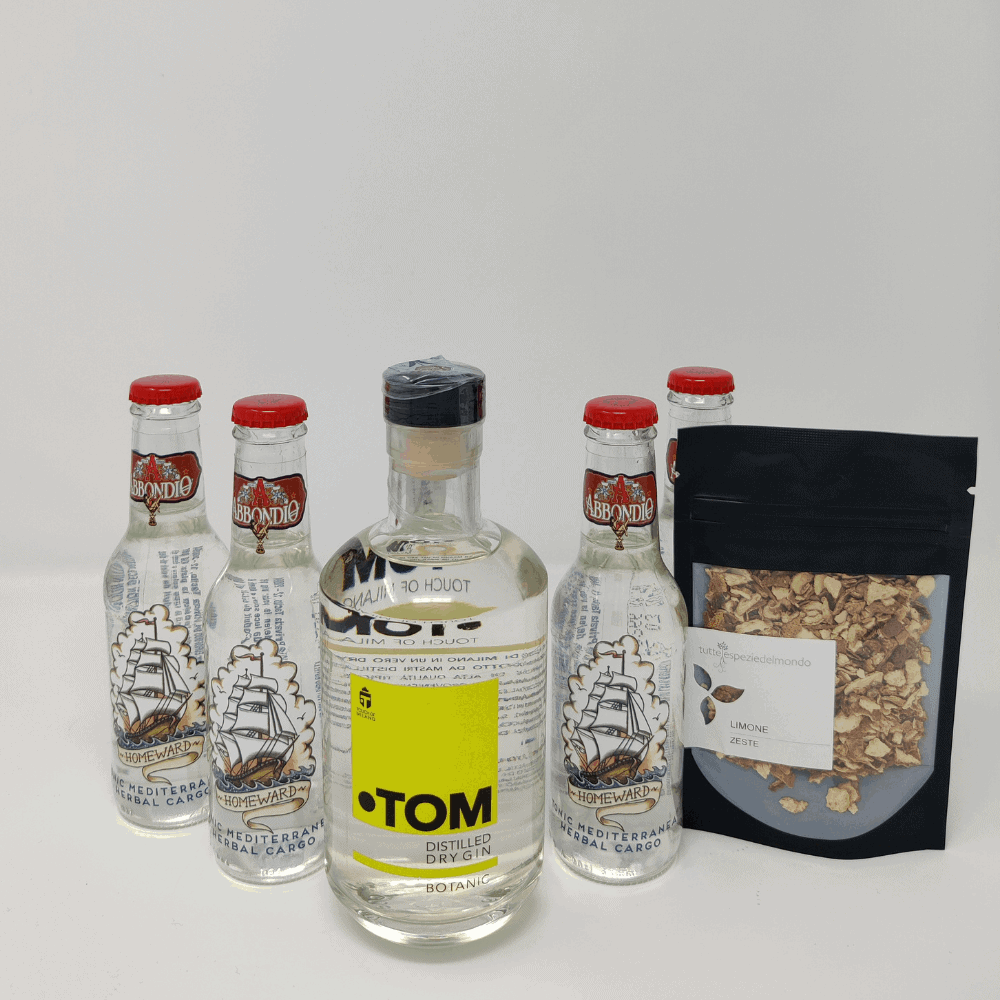 Kit •TOM Dry Gin