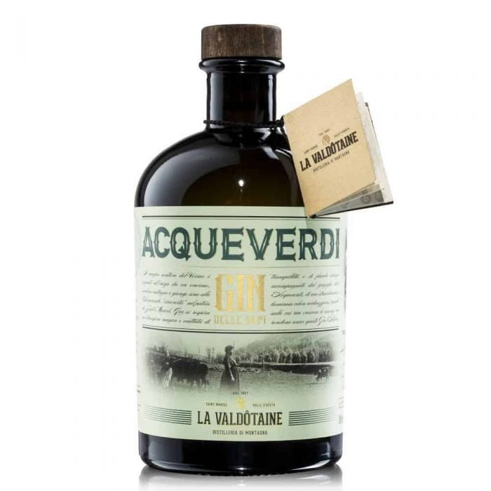 Gin Acqueverdi
