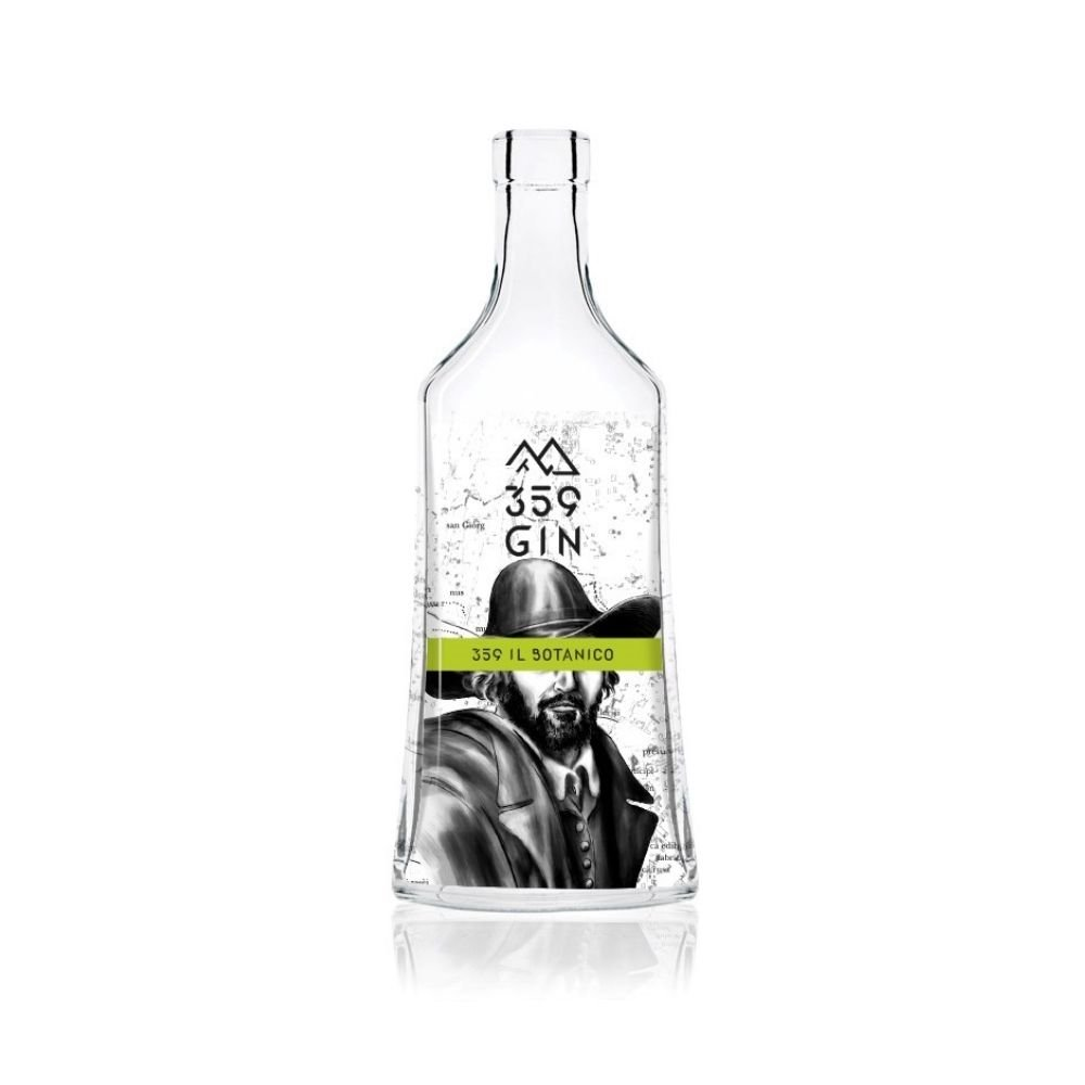 gin 359 botanico
